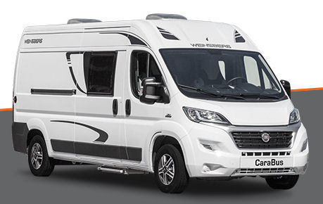 Weinsberg Carabus Campers 2015