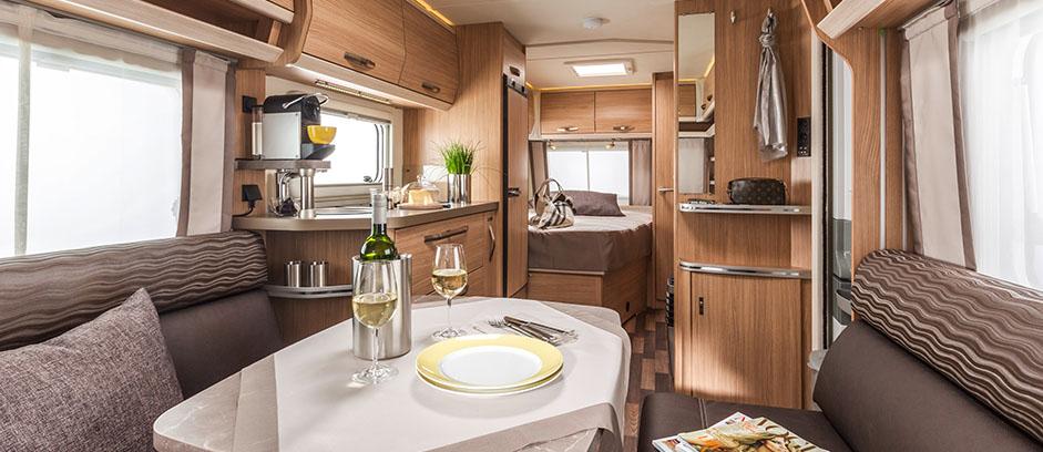 nieuw interieur caravan caravans te koop te huur vinken caravans asten