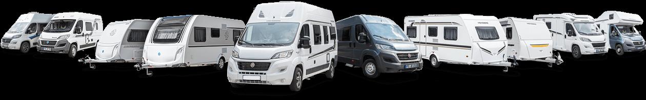 Caravan en camper modellen kopen Vinken