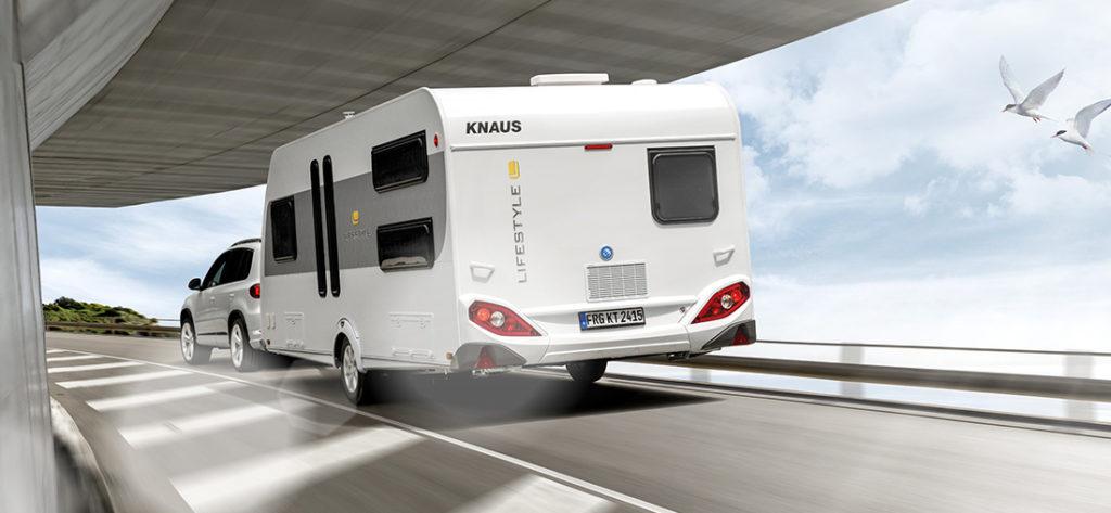 Knaus Lifestyle Vinken Caravans