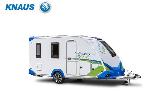 Knaus Sport & Fun Vinken Caravans