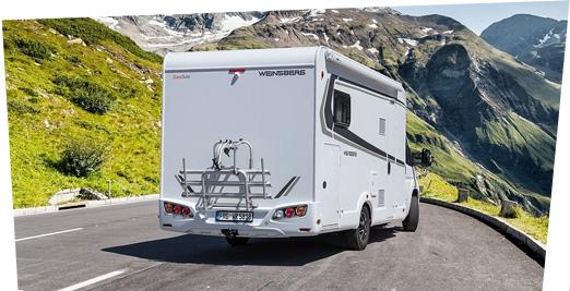 Nieuwe en gebruikte modellen campers Weinsberg Vinken