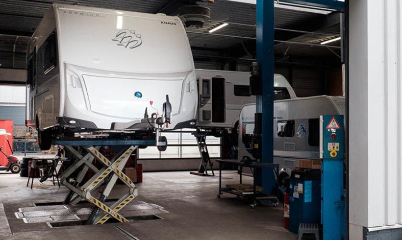 Vinken Werkplaats Caravans Campers Service centrum