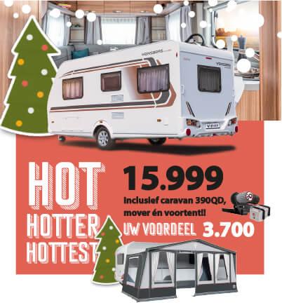 Weinsberg 392QD goedkoopste van Nederland Vinken Caravans