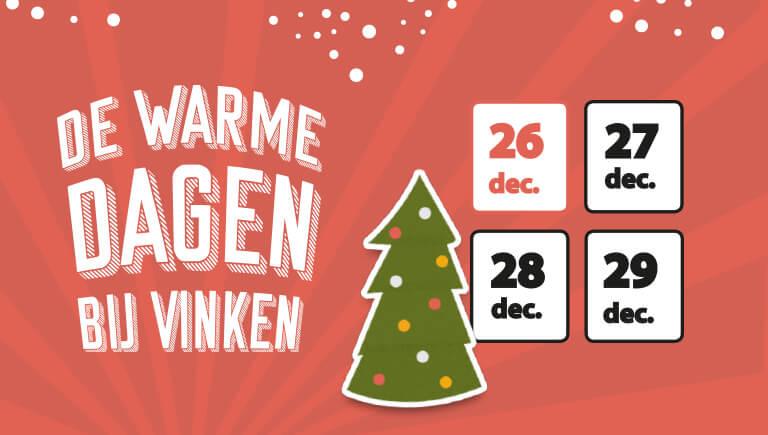 De Warme Dagen Bij Vinken December