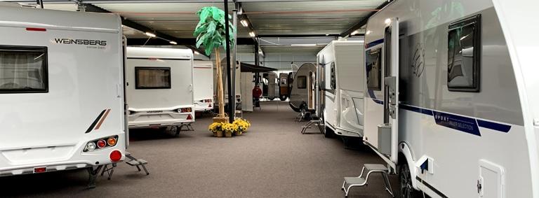 Caravan modellen 2020 uit voorraad leverbaar - Vinken Caravans