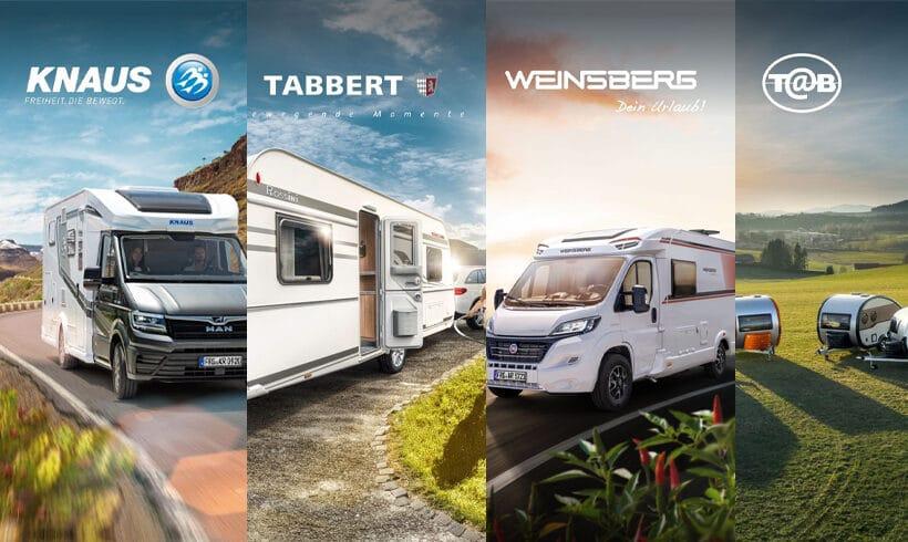 Open dealer dagen bij Vinken - Knaus Tabbert Weinsberg en T@b
